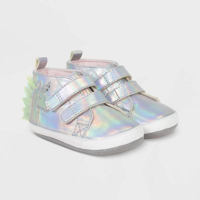 Baby Girls' Ro+Me by Robeez Unicorn High Top Sneakers