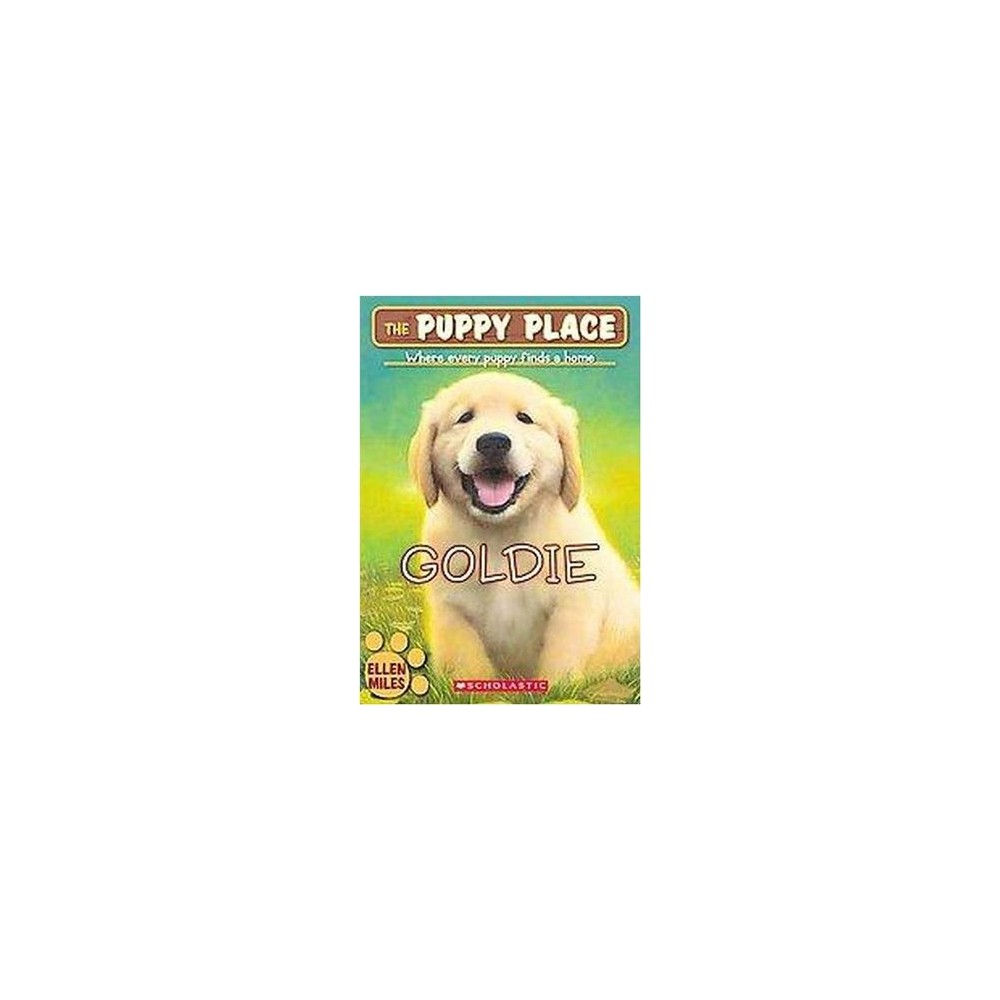 The Puppy Place 1 Goldie By Ellen Miles Paperback