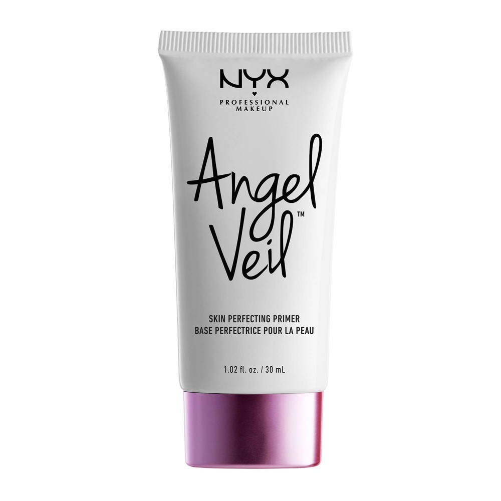 Image of NYX Professional Makeup Angel Veil Oil Free Skin Perfecting Primer - 1.02oz