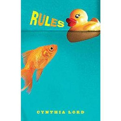 Rules by Cynthia Lord (Hardcover)