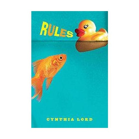 rules by cynthia lord target