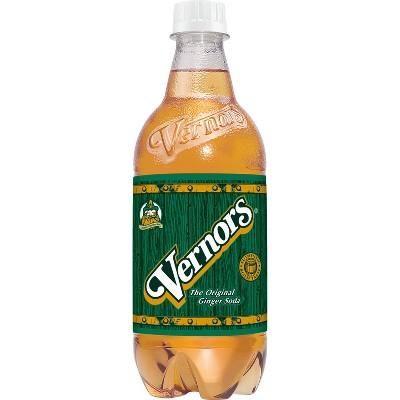 Vernors Ginger Ale Soda - 20 fl oz Bottle