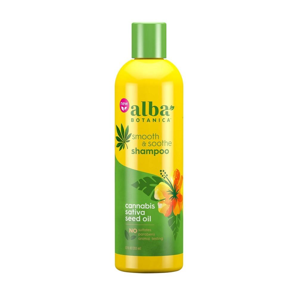 Image of Alba Botanica Cannabis Sativa Seed Oil Shampoo - 12oz