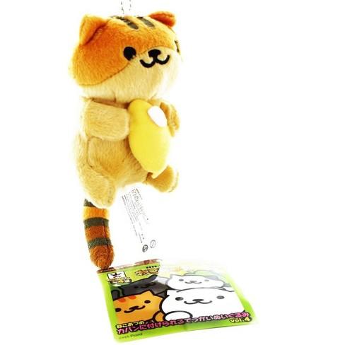 "Little Buddy LLC Neko Atsume: Kitty Collector 6"" Plush: Princess - image 1 of 1"