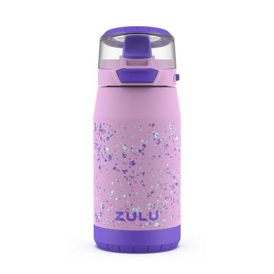 Zulu 12oz Flex Stainless Steel Water Bottle