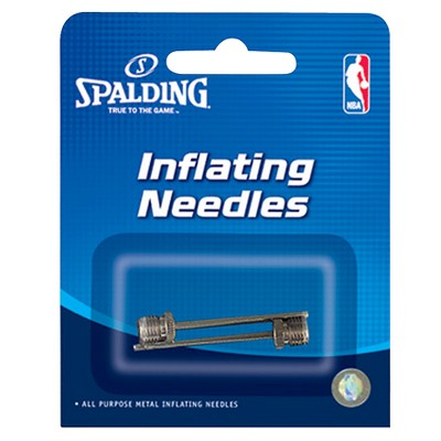 Spalding 2pk Inflating Needles