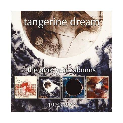 Tangerine Dream - Pink Years Albums: 1970-1973 (CD) - image 1 of 1