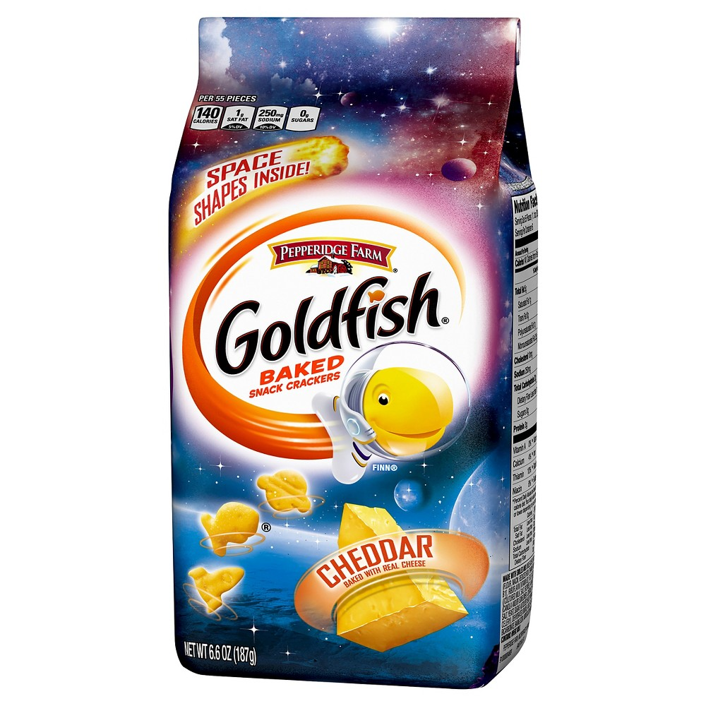 Pepperidge Farm Goldfish Space Adventures - 6.6oz