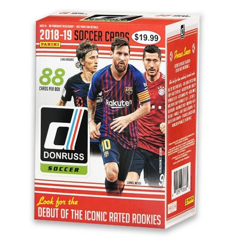 2018-19 Excell Donruss Soccer Trading Card Blaster Box - image 1 of 3