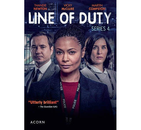 Line Of Duty:Series 4 (DVD) - image 1 of 1