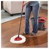 O-Cedar EasyWring Spin Mop Refill - White - image 3 of 4