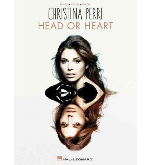 Christina Perri : Head or Heart: Piano - Vocal - Guitar (Paperback) - image 1 of 1