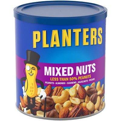 Nuts & Seeds: Planters Mixed Nuts