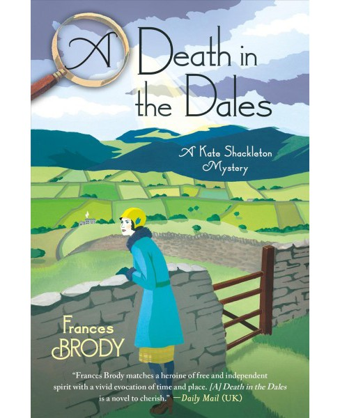 Death in the Dales (Hardcover) (Frances Brody) - image 1 of 1