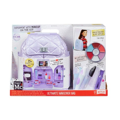 Project Mc2 Ultimate Makeover Bag With Make Your Own Experiments Target