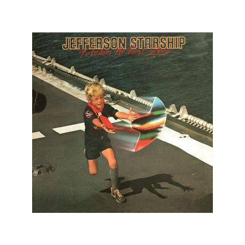 Jefferson Starship - Freedom At Point Zero (180 Gram Transluc (Vinyl) - image 1 of 1