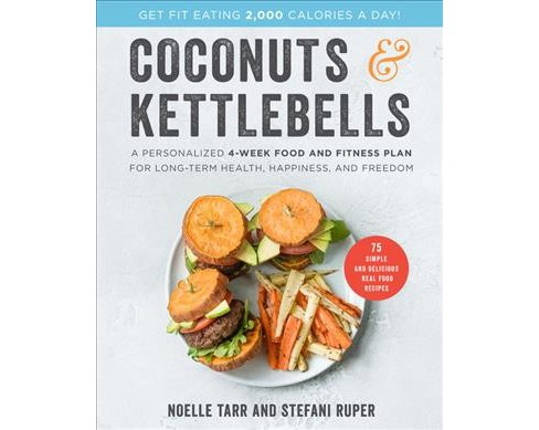 Coconuts & Kettlebells : A Personalized 4-Week Food and Fitness Plan for Long-Term Health, Happiness, - image 1 of 1