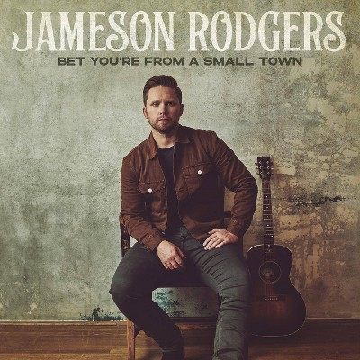 Rodgers Jamison - Bet You're From A Small Town (CD)