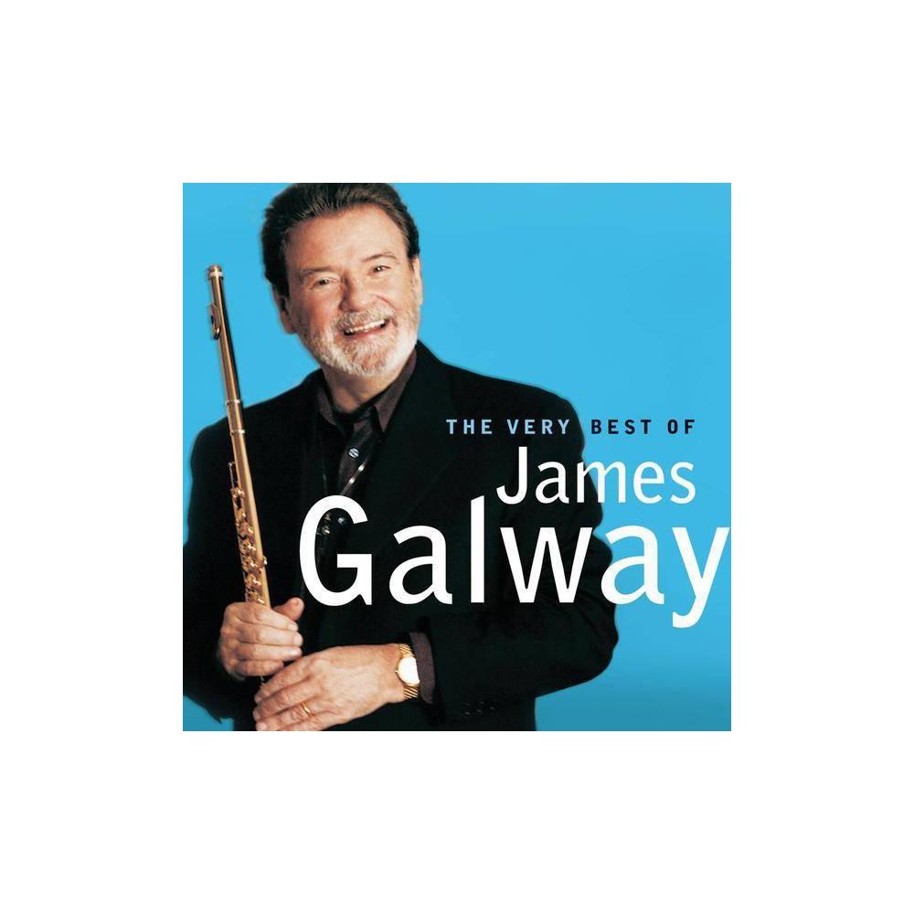 Galway James Flute Very Best Of James Galway Cd