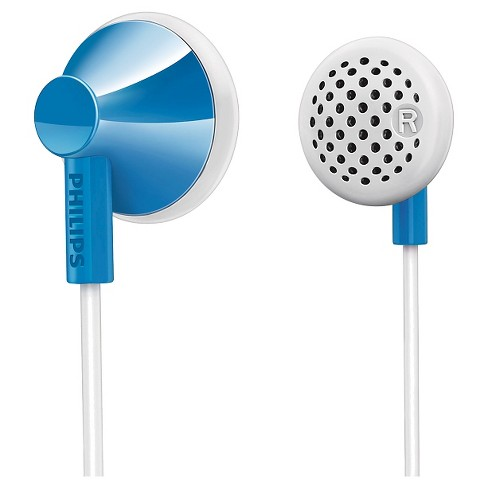 Philips In-Ear Headphones Basic - Blue - image 1 of 2
