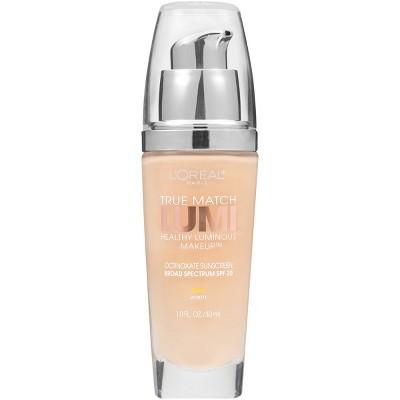 Face Makeup: L'Oreal Paris True Match Lumi Healthy Luminous Makeup