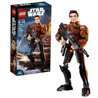 LEGO Star Wars  Han Solo 75535