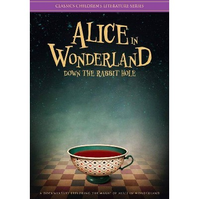 Alice \in Wonderland: Down the Rabbit Hole (DVD)(2020)
