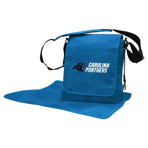Nfl Carolina Panthers Lilfan Diaper Bag