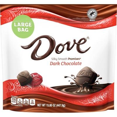Dove Promises Dark Chocolate Candies - 15.8oz