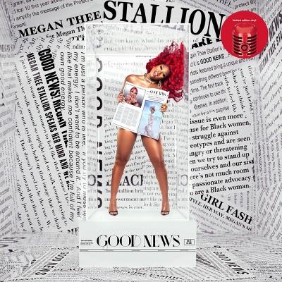 Megan Thee Stallion - Good News (Target Exclusive, Vinyl) (Explicit Lyrics)