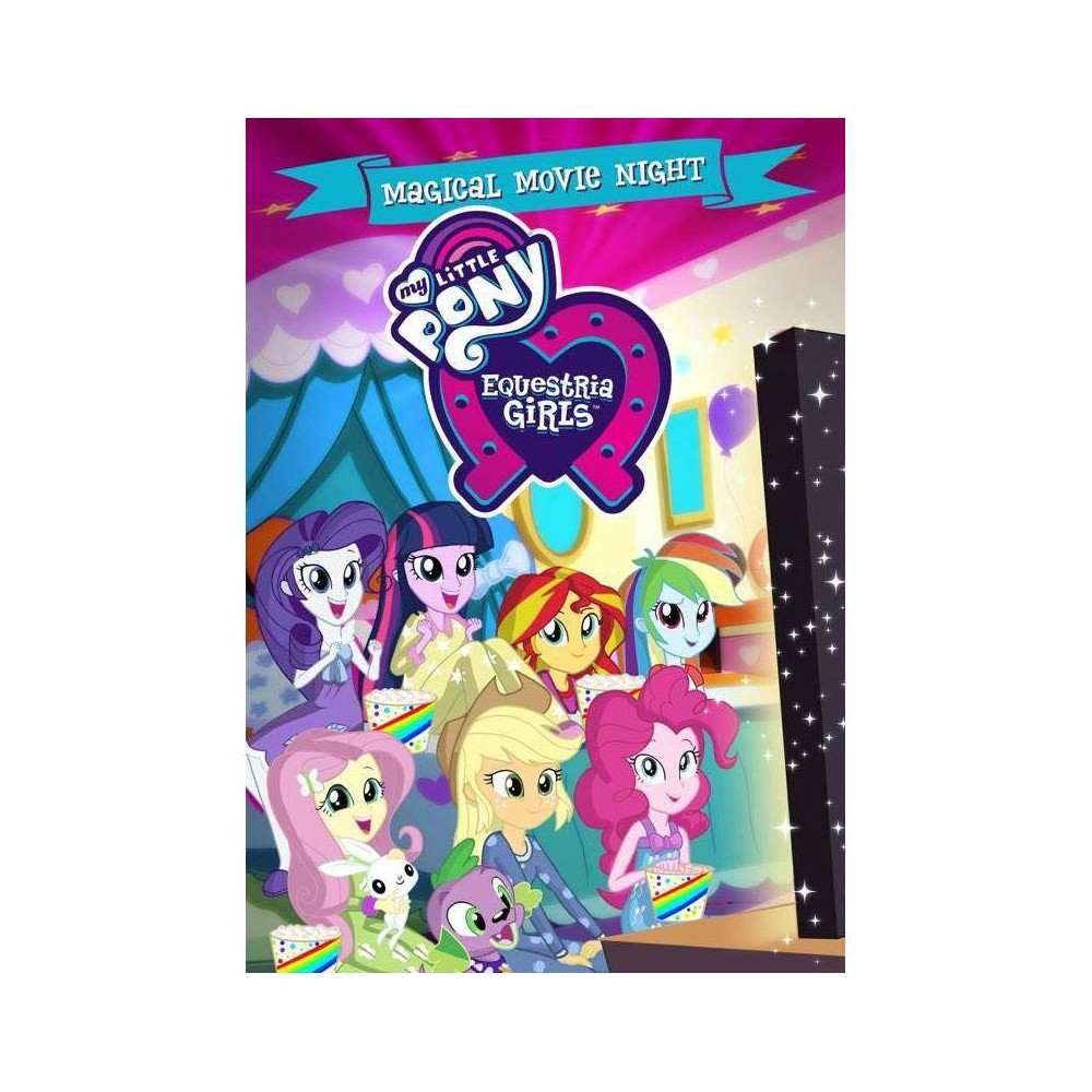 My Little Pony Equestria Girls Magical Movie Ht Dvd 2017