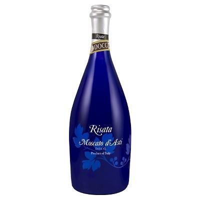 Risata Moscato D'Asti Sparkling Wine - 750ml Bottle