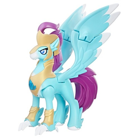 My Little Pony the Movie Stratus Skyranger Hippogriff Guard Figure - image 1 of 2