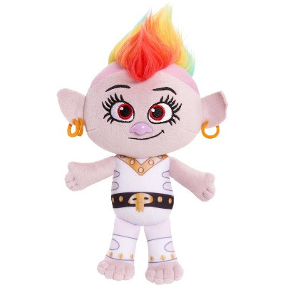 "Trolls World Tour Queen Poppy 18/"" Large Plush Soft Toy"