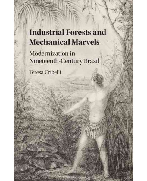 Industrial Forests and Mechanical Marvels : Modernization in Nineteenth-Century Brazil (Hardcover) - image 1 of 1