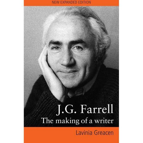 J.G. Farrell - by  Lavinia Greacen (Hardcover) - image 1 of 1