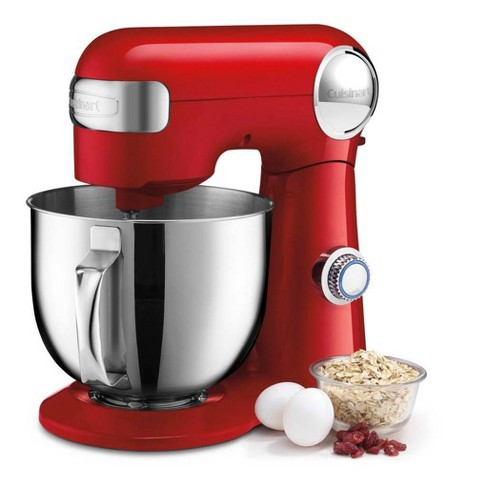 Cuisinart Precision Master 5.5qt Stand Mixer - Red - SM-50R - image 1 of 4