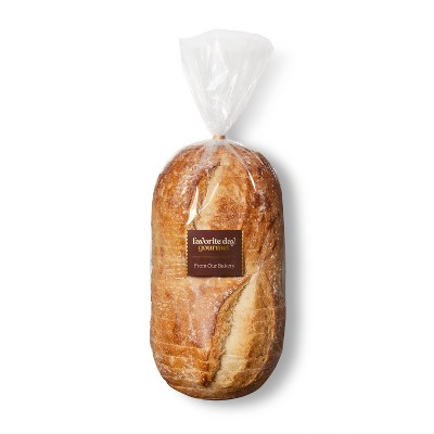 Tuscan Sliced Bread - 28oz - Favorite Day™