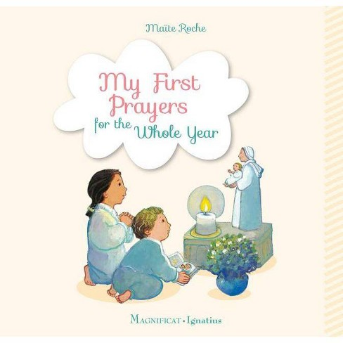 My First Prayers for the Whole Year - by  Maite Roche (Hardcover) - image 1 of 1