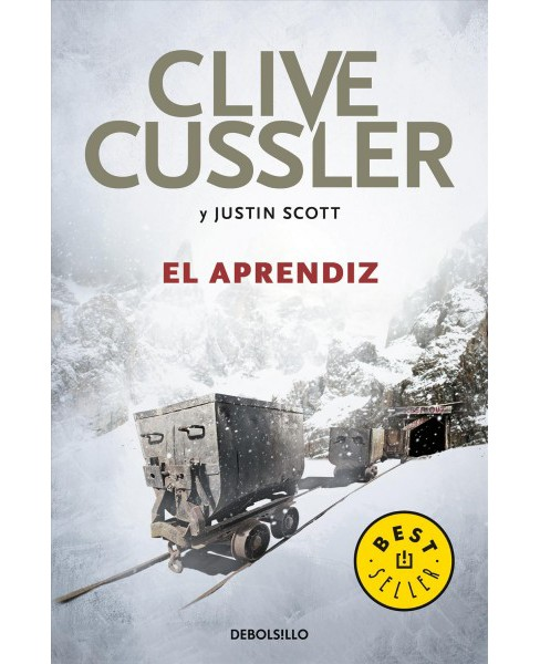 El Aprendiz/ The Striker -  (Isaac Bell) by Clive Cussler & Justin Scott (Paperback) - image 1 of 1