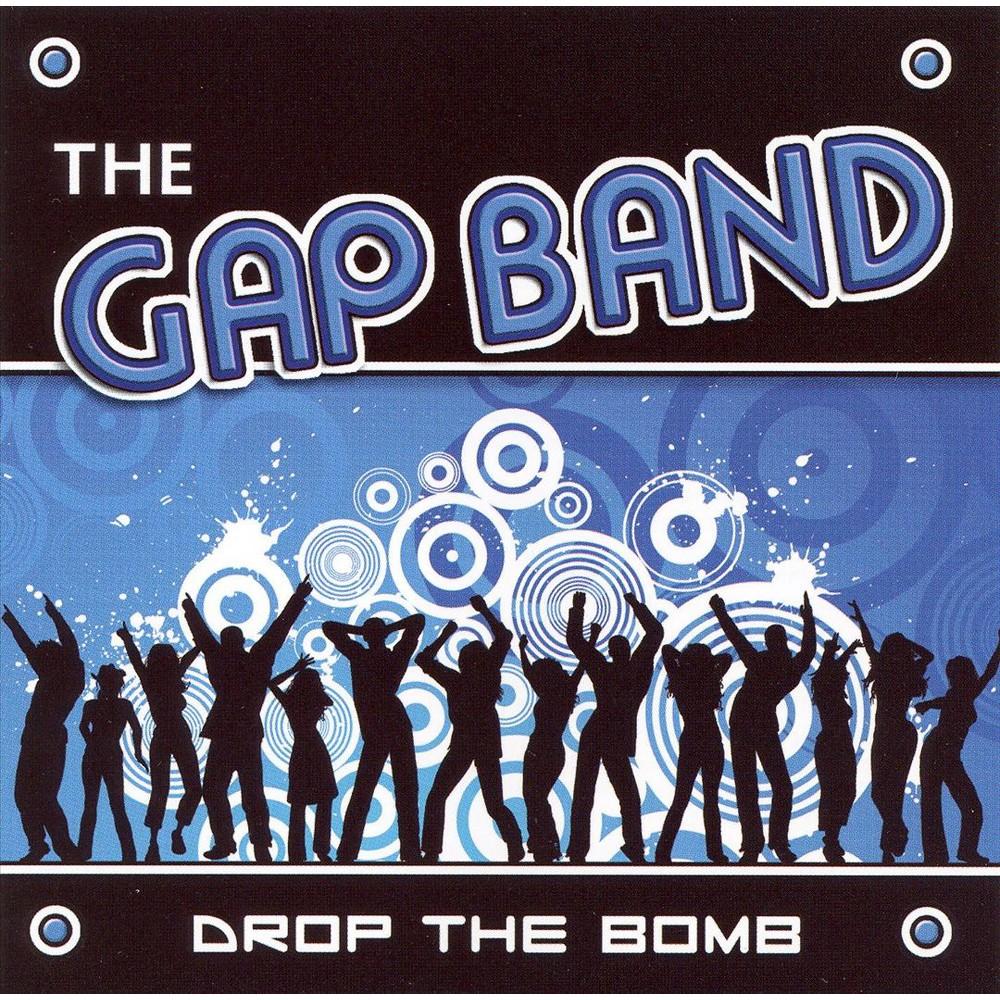 Gap Band - Drop The Bomb (CD)