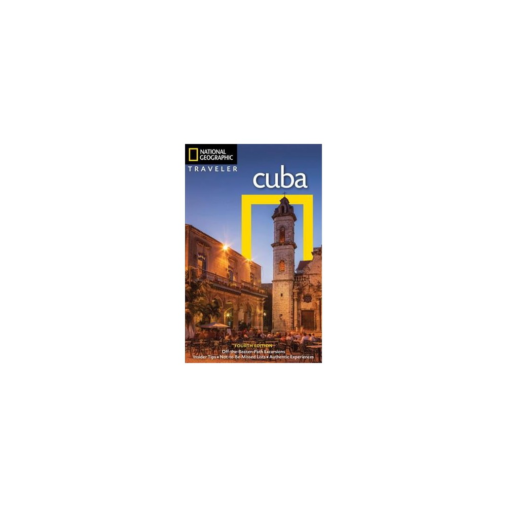 National Geographic Traveler Cuba (Paperback) (Christopher P. Baker)