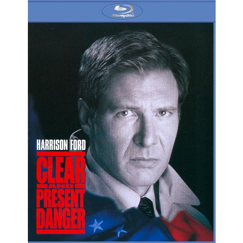 Clear and Present Danger (Blu-ray) - image 1 of 1