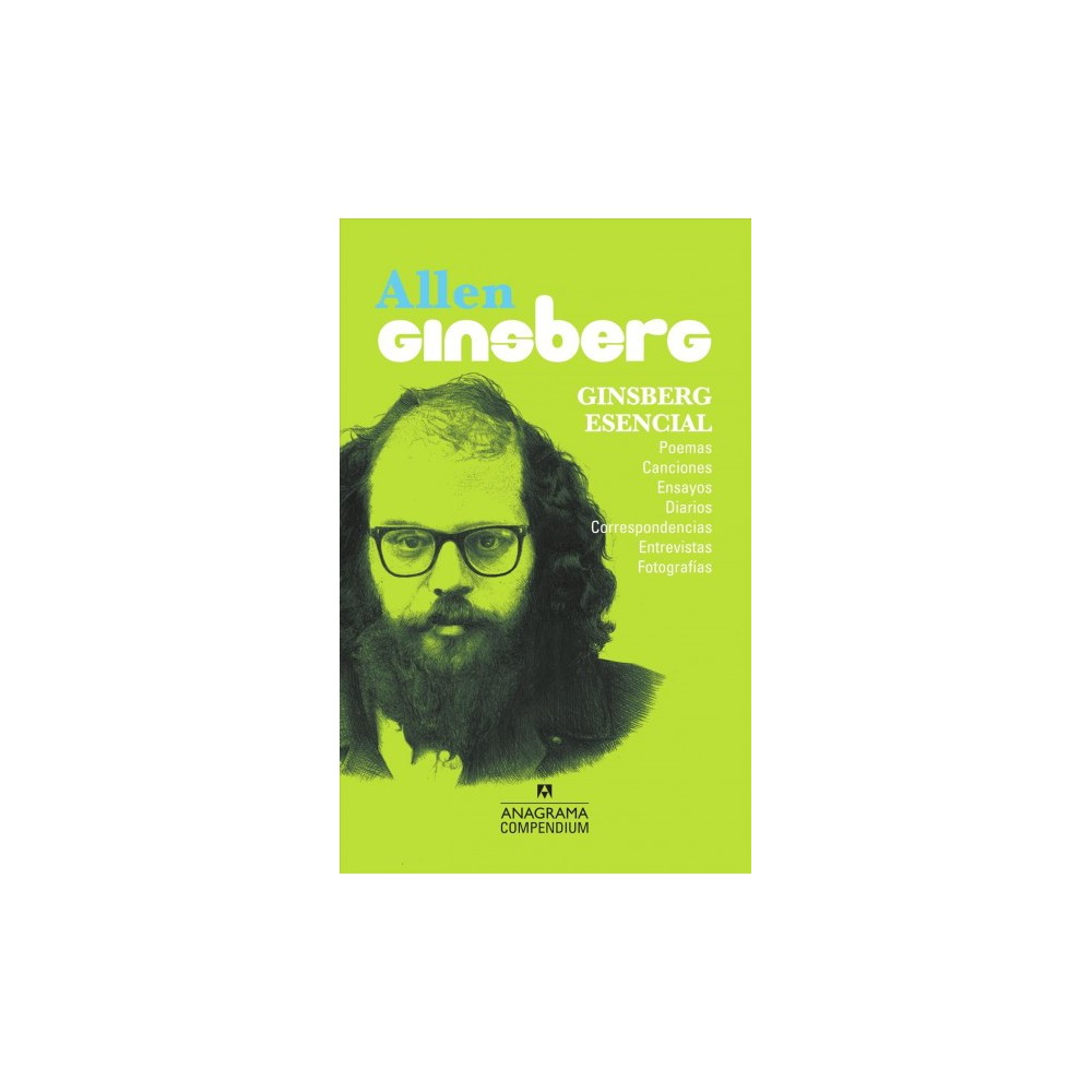 Ginsberg esencial / The Essential Ginsberg - Tra by Allen Ginsberg (Paperback)