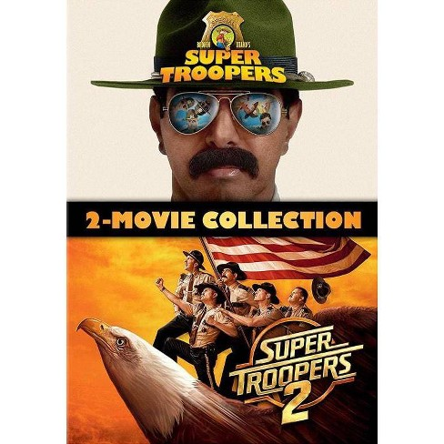 Super Troopers 2-Movie Collection (DVD) - image 1 of 1