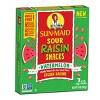 Sun-Maid Sour Raisin Watermelon Snacks - 7ct/4.9oz - image 2 of 4