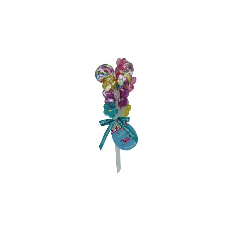 Dylan's Candy Bar Lollipop Bouquet - 10ct/3.56oz