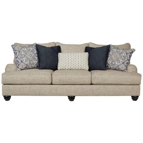 Reardon Sofa Stone Signature Design