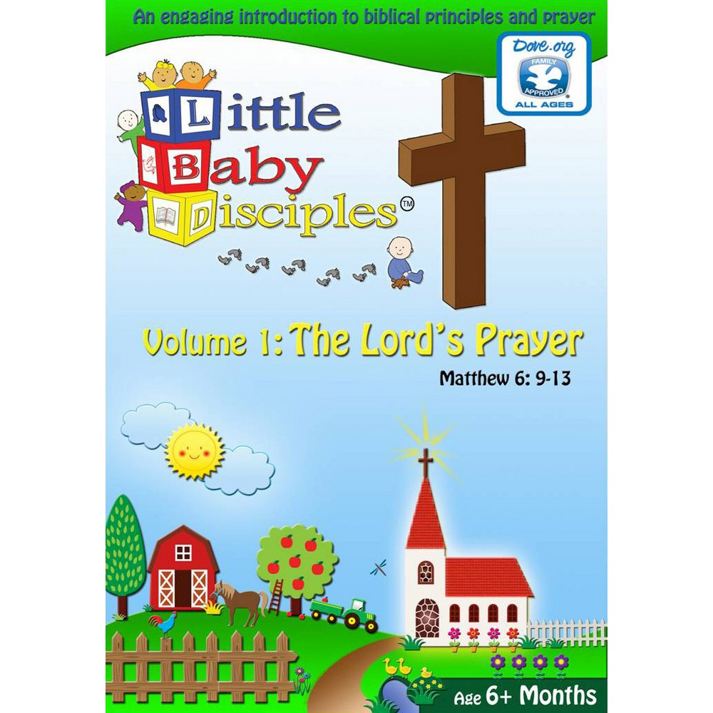 Little Baby Disciples:Vol 1 Lord's Pr (Dvd)