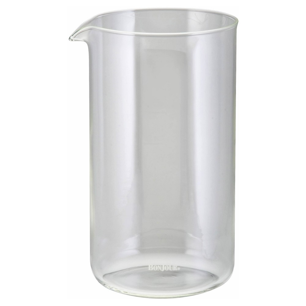 Universal French Press 8 Cup Glass Replacement Carafe, Clear 51165464